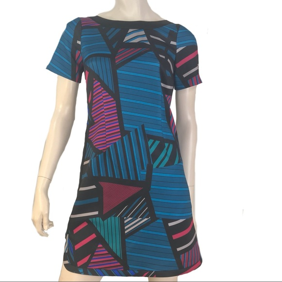 Anthropologie Dresses & Skirts - Tracy Reese Dress Brady Bunch Counting Angles